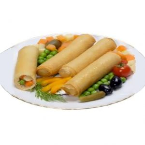 Frozen Vegetable Roles – Two Dozen (24)