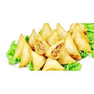 Frozen Chicken Samosas – Two Dozen(24)