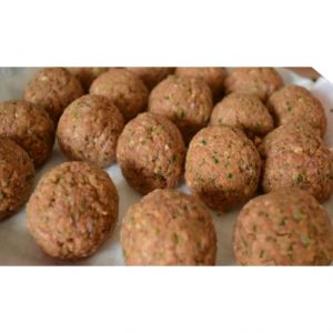 Frozen Chicken Koftas – Two Dozen(24)